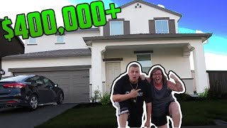 WE BOUGHT A NEW HOUSE IN CALIFORNIA! We Bought a New Home! New House Tour!