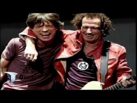 The Rolling Stones 50 años