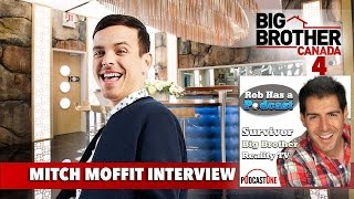 Big Brother Canada 4 | Mitch Moffit Interview
