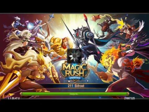 Magic Rush ролл на 8мм
