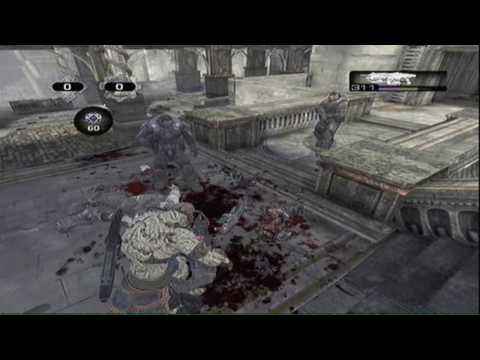 Gears Of War 2 (GoW2)Glitches Freaky Kills Tutorial