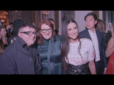 An Inside Look At Harper's BAZAAR's 150th Anniversary Party