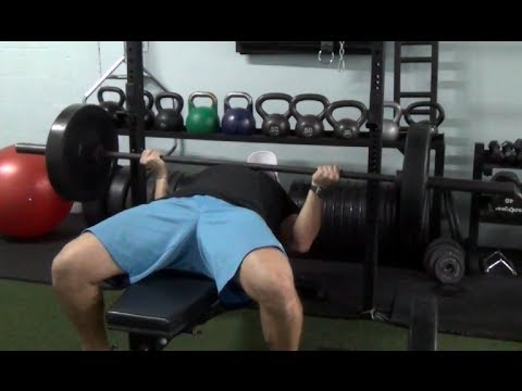 Mastering the FORGOTTEN Reverse Grip Bench Press for Chest and Triceps Strength