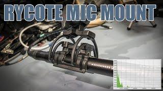 SDGAV #002 Rycote INV-7 Mk III Shotgun Microphone Shock Mount