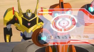 Трансформеры: Роботы под прикрытием (2015) трейлер