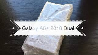 Samsung Galaxy A6 Plus Duos unboxing, (Greek)