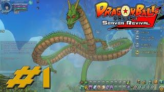 Invocando a Shenlong!!!! | Dragon Ball Online Global