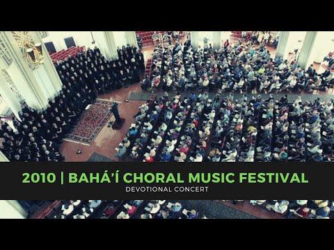 The 4th Annual Baha'i Choral Music Festival