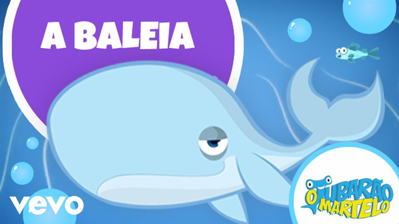 3143509bc341 Os Habitantes do Fundo do Mar - A Baleia | REBIMAR