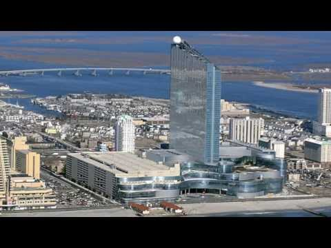 $2.4 Billion REVEL Hotel And Casino, Atlantic City - OUT OF BUSINESS