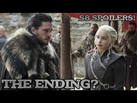 Game of Thrones Season 8 Spoilers! | The Ending of Game of Thrones Leaked??