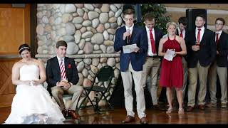 Aaron+Taylor Wedding Highlight Film | 07.04.18