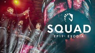 Is Team Liquid the NALCS Super Team? | SQUAD S2 EP19 - Exodia (TL vs C9 & CLG)