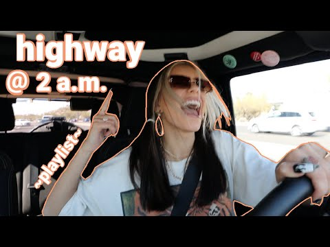 songs that will boost your serotonin!! drive with me playlist video:)