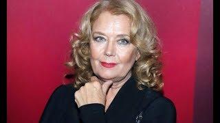 Впервые за долгое время красавица Ирина Алферова вновь появилась на публике