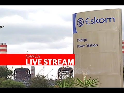 Eskom gives update on South Africa's electricity crisis - eNCA