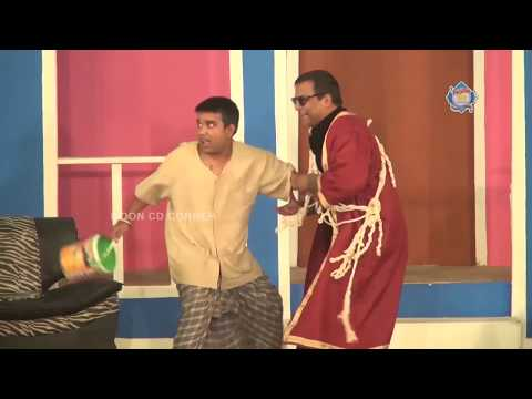 Pakistani Stage Show- Best Of Tahir Anjum And Qaisar