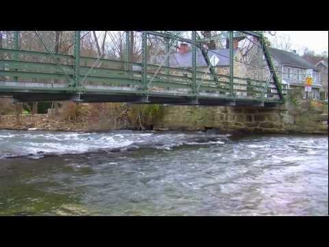 Finesville Dam Removal