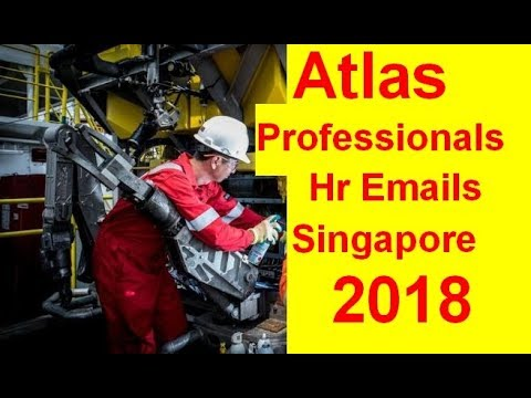 What it takes to be a Drilling Professional | Atlas Professionals - Rig in Singapore - Asia-Pacific