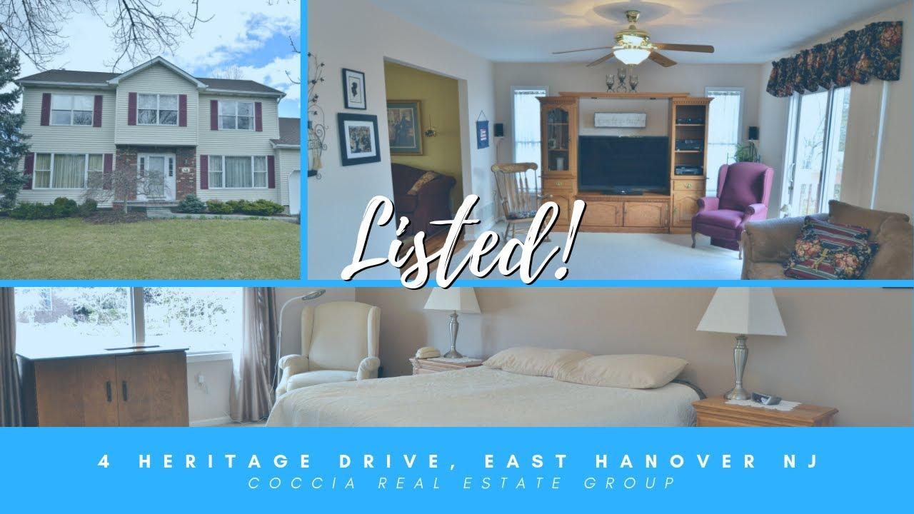 4 Heritage Dr. | Homes for Sale East Hanover, NJ