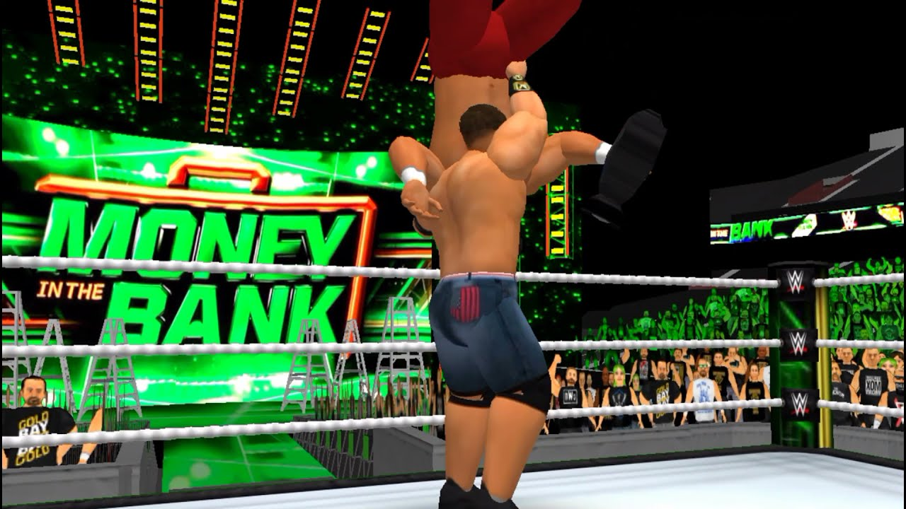 Download Moves Through OUTSIDE the RING that can eliminate opponent  WR3D 2K21