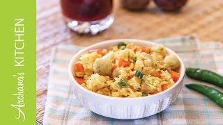 Mixed Vegetable Pulao (pilaf) Recipe