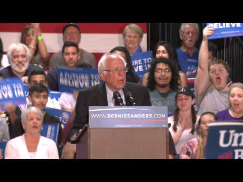 I Get My Inspiration and Energy from You | Bernie Sanders