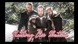 клип VIKINGS -Викинги - Metallica  Nothing Else Matters