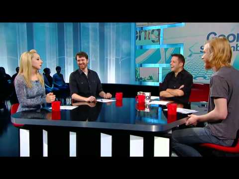 The Panel: Jessica Holmes, Bobby Mair and Fraser Young on GST (12/9/13)