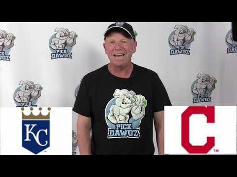 Cleveland Indians vs Kansas City Royals Free Pick 7/25/20 MLB Pick and Prediction
