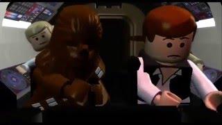 Мультфильм,Игра Звездные войны Star wars эпизод 4 Новая Надежда часть 17
