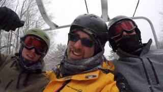Killer Weekend Snowboarding / Mountain Biking