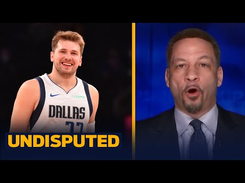 Luka Doncic is better than Zion and it's not even close — Chris Broussard | NBA | UNDISPUTED