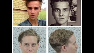 Joe Sugg - Thatcher Joe Haircut Tutorial