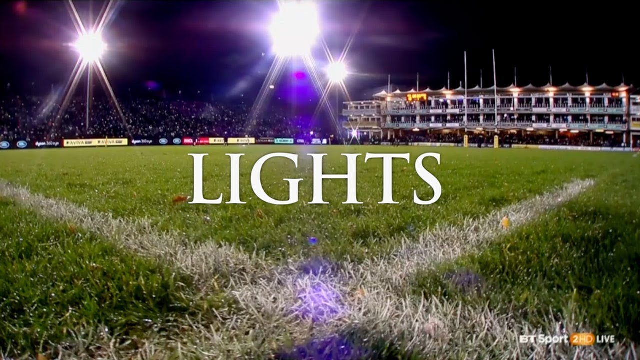 Bath Rugby - Friday Night Lights - YouTube