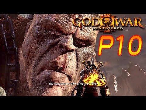 God of War 3 《戰神3 重製版》PS4 P10 克羅諾斯【老頭】