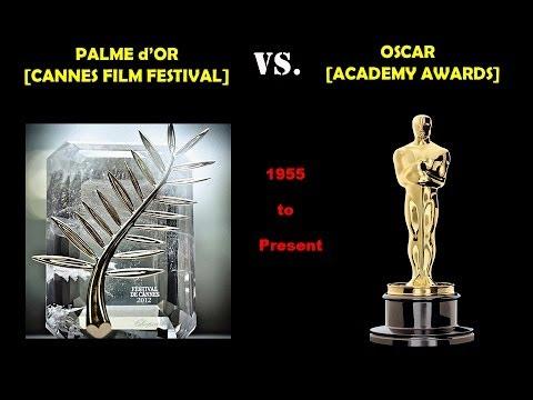 CANNES vs. OSCAR WINNERS