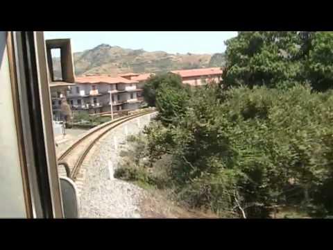 Ferrovia Circumetnea (FCE) - Randazzo - Riposto (Catania C.Le)