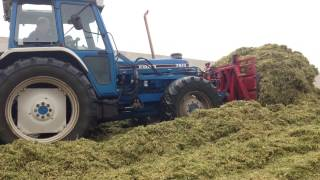 Wholecrop silage 2014 Northern Ireland
