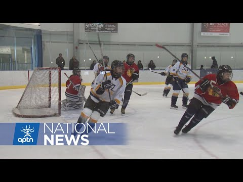 Alberta Native Hockey provincials wrapped up in Edmonton | APTN News