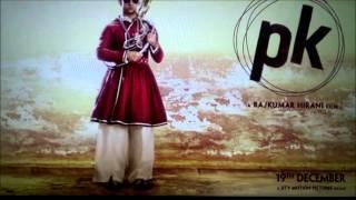 PK first Look|Trailer