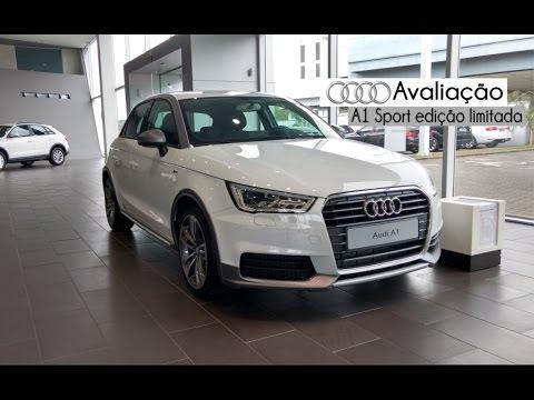 Avaliação | Audi A1 Sport Edição Limitada a 50 unidades | Curiosidade Automotiva®