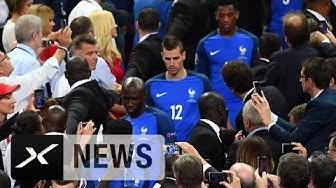 Frankreich der Europameister der Statistiken | Portugal - Frankreich 1:0 n.V. | EM 2016