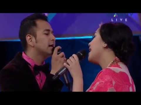 Everybody Superstar Trans tv - Raffi feat Nagita Jangan ada dusta antara kita - 4 November 2015