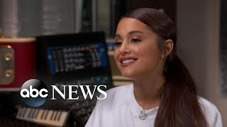 Ariana Grande says she's 'living her best life' with new music, new love