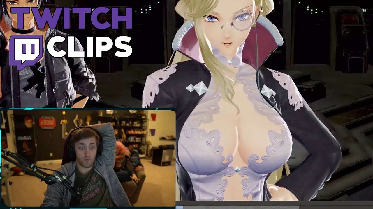 Anime Big Boobs Game sodapoppin huge boobs in game | xqc makes fun of disabled