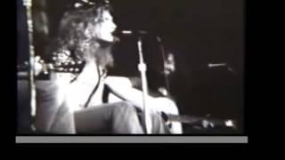 Led Zeppelin - September 5, 1971 - 8mm film (SYNCED)