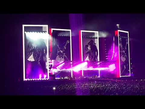 Rolling Stones - Out of Control (Olympiastadion München/ Olympic Stadium Munich, 12.09.17) HD