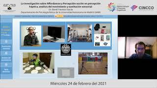 Seminario de Transdisciplinar en Ciencias Cognitivas - Dr. David Travieso García