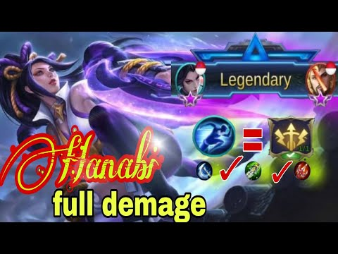 HANABI Full Demage